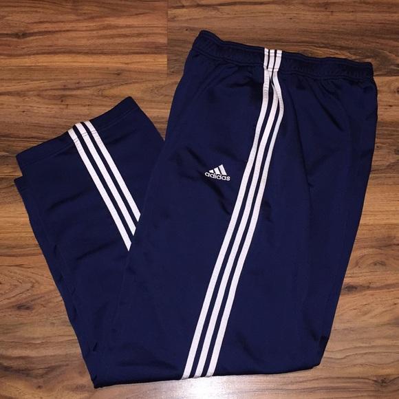 Adidas pantaloni grandi poshmark pallacanestro Uomo